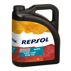 REPSOL DIESEL SUPER TURBO SHPD 15W-40