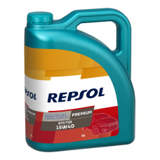REPSOL PREMIUM GTI/TDI 15W-40